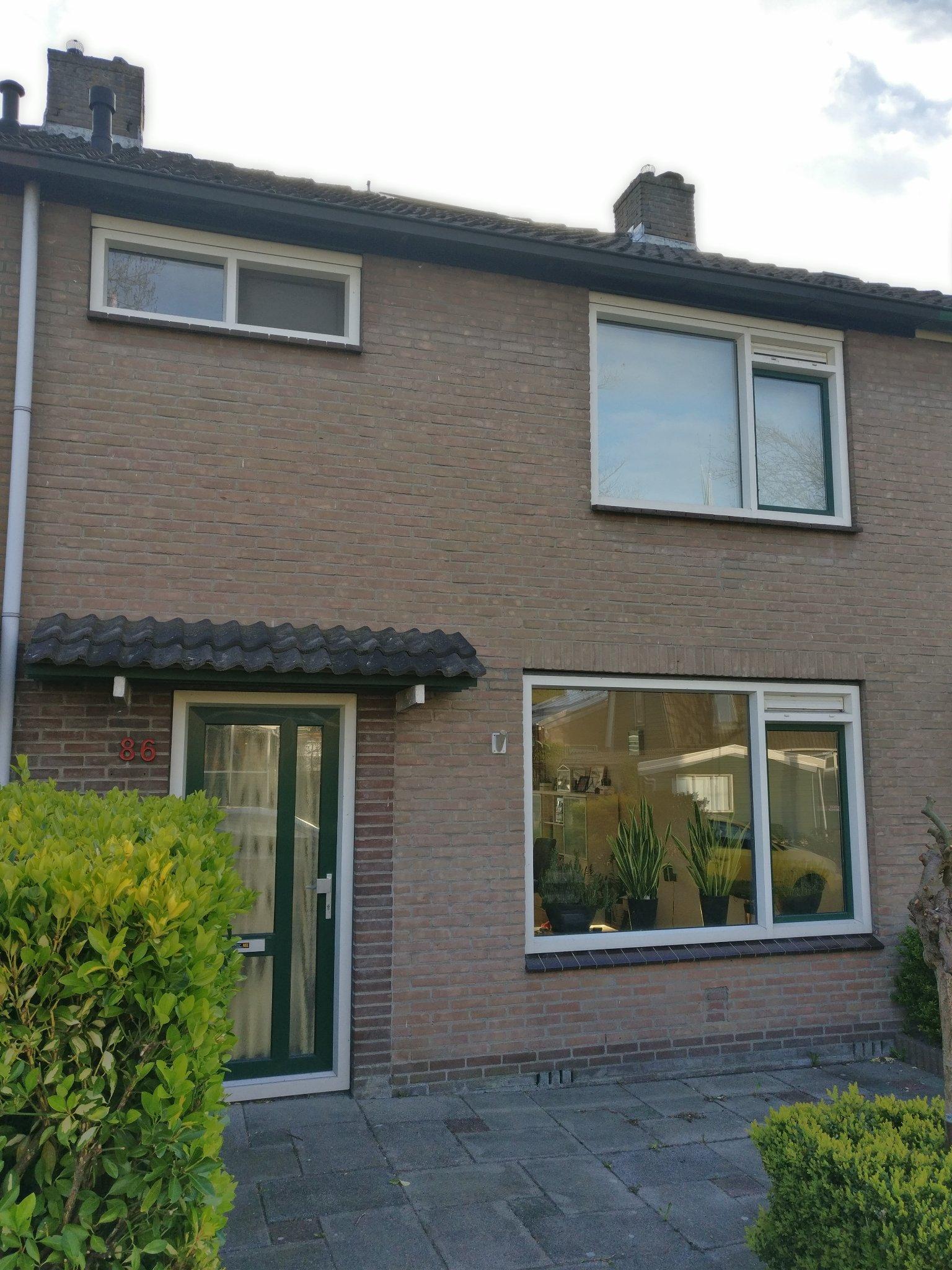 Buitengevel opnieuw voegen vervangen vensterbank for Vensterbank vervangen