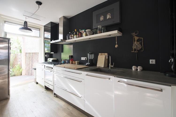 Keuken Muren Schilderen.Schilderen 2 Muren Buitenbankje Werkspot