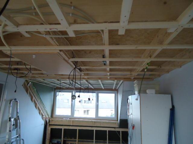 gipsplaten aanbrengen op wand en plafond werkspot On gipsplaten plafond aanbrengen