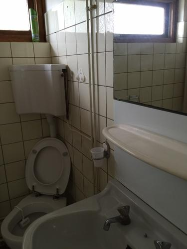 plaatsen nieuwe badkamer en toilet inclusief tegelwerk