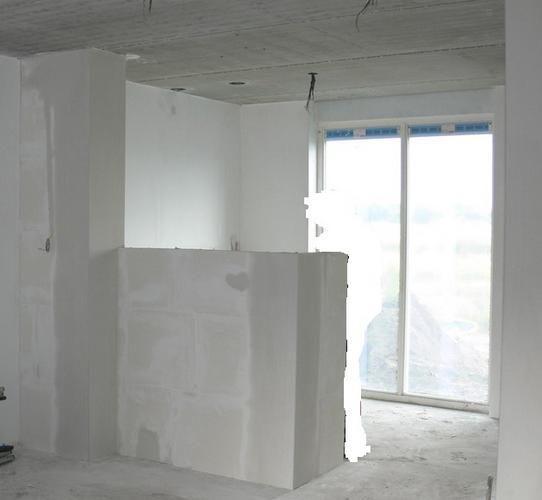 Wand bouwen in (open) keuken - Werkspot