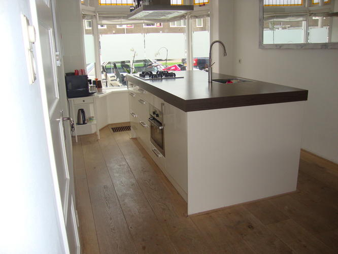 Keuken verplaatsen werkspot - In het midden eiland keuken ...