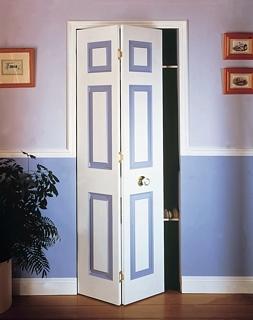 Bifold vouwdeur