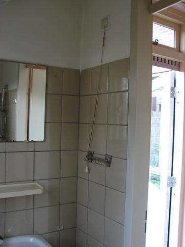 Beton cire kleine badkamer werkspot - Kleine badkamer m ...