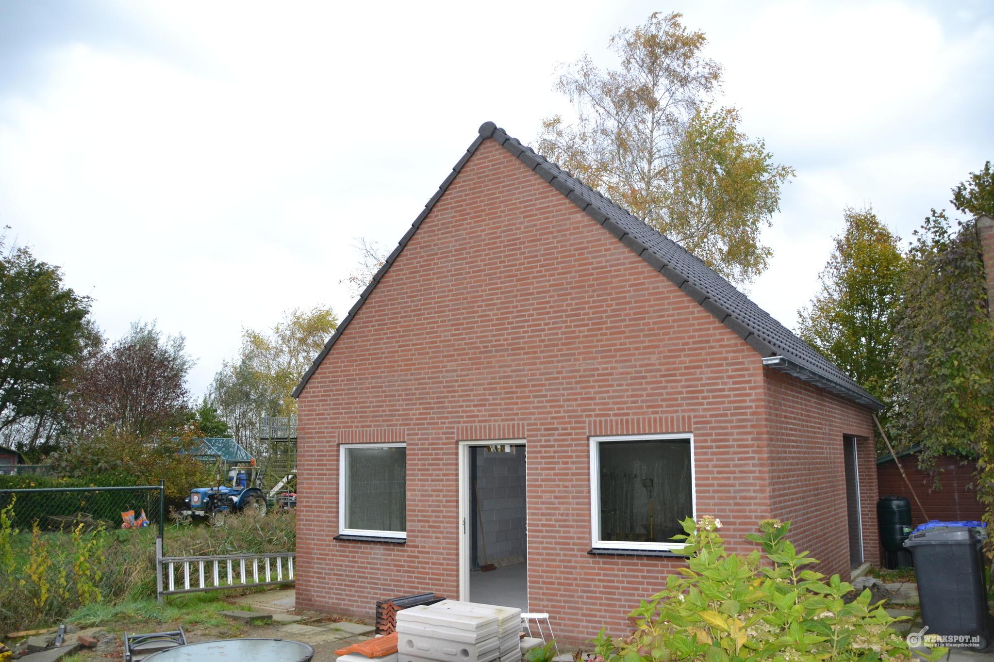 Vrijstaande garage bouwen werkspot for Zelf huis bouwen kostprijs