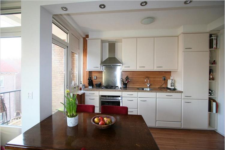 Aanbouw Open Keuken : Draagmuur verwijderen woonkamer open keuken werkspot