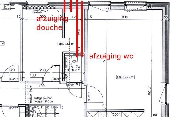 Beautiful Luchtafzuiging Badkamer Ideas - New Home Design 2018 ...