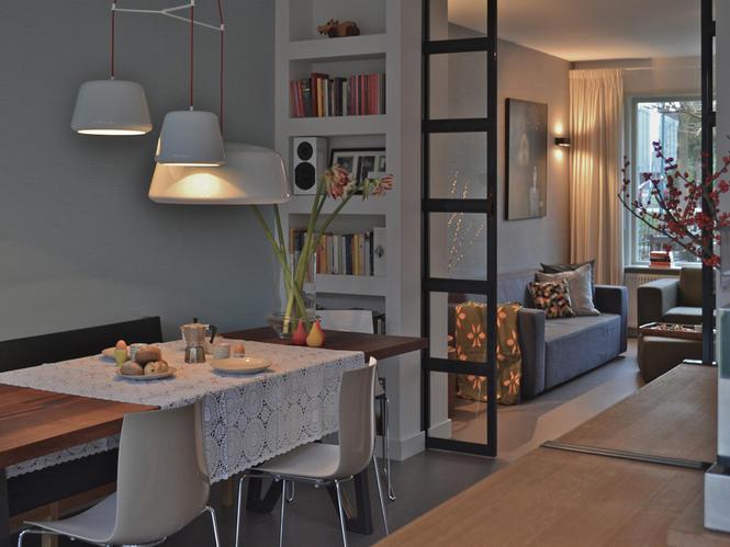 Keuken Scheiden Van Woonkamer. Kamer En Suite Woonkamer With ...