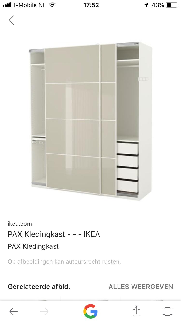 Pax Kast Uit Elkaar Halen En In Elkaar Zetten Werkspot