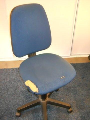 Bureaustoel Opnieuw Stofferen.Bureaustoel Stofferen Werkspot