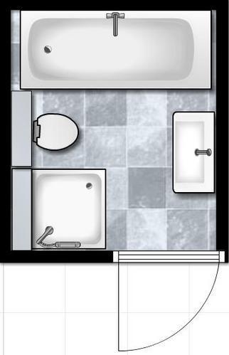 Badkamer en toilet verbouwen en slopen oude badkamer en toilet ...