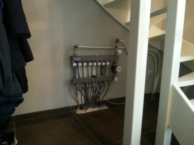 Verwonderlijk op maat gemaakte schoenenkast voor onder de trap - Werkspot VC-15