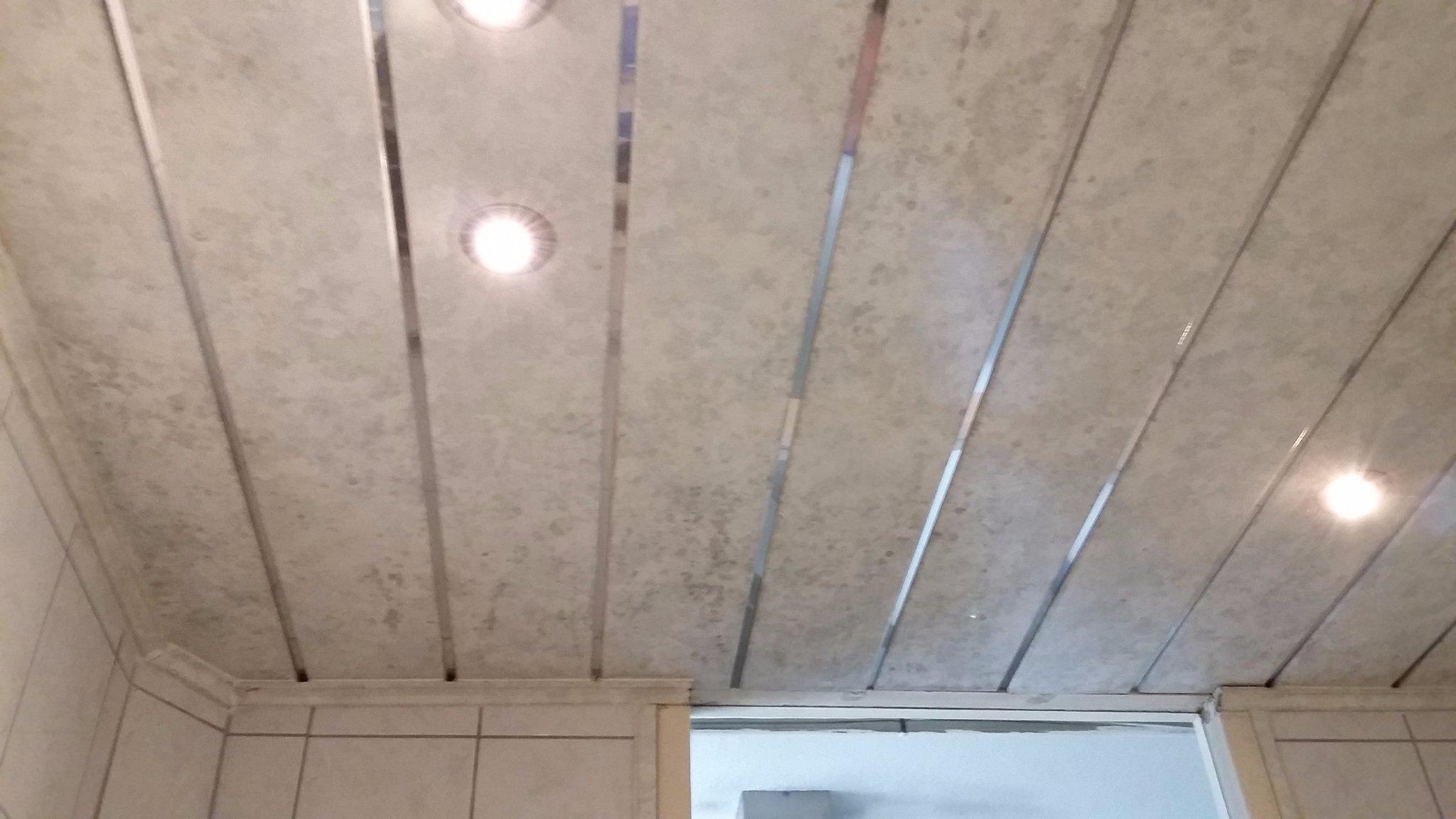 Vervangen plafond en aanleggen mechanische ventilatie in badkamer ...