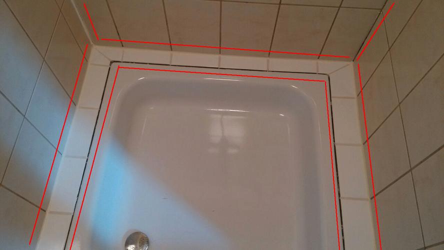 Badkamer afkitten werkspot