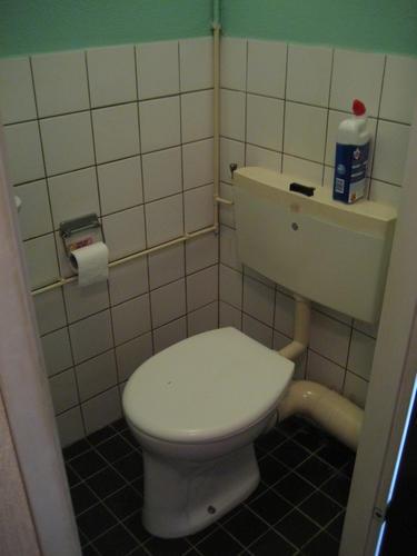 Algemeen klus oa verven tegelen laminaat leggen etc werkspot - Muur wc ...