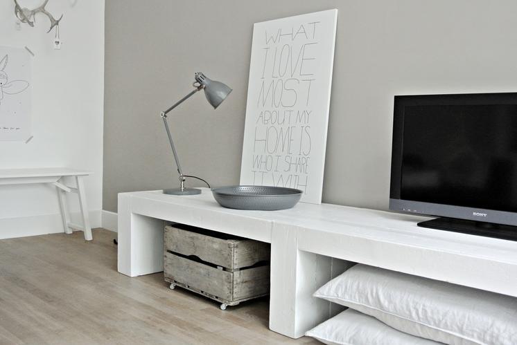 Tv Meubel Betegelen : Super tv meubel maken py belbin