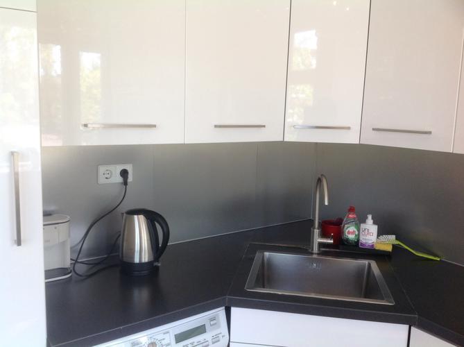 Keuken wasbakken custom size hoek keuken wasbakken rvs scrub sink spoelbakken landelijke - Poel van blanco hoek ...