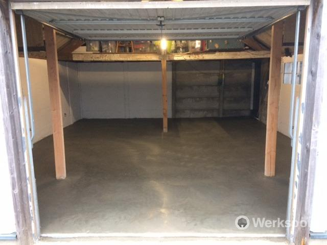 Betonnen Vloer Prijs : Betonvloer garage storten werkspot