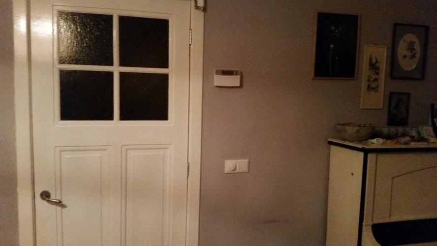 deur in woonkamer verplaatsen - werkspot, Deco ideeën