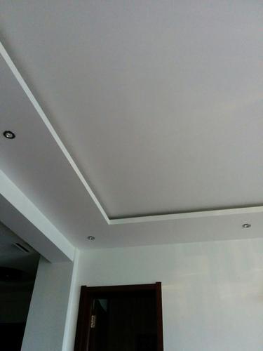 Super Rand plafond verlagen + indirect licht & spotjes (zie foto) - Werkspot @VJ33