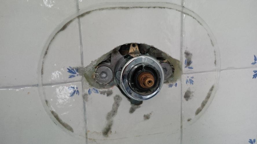 Inbouw douche Thermostaat / mixer vervangen - Werkspot