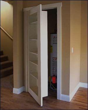 Geheime boekenkast / deur - Werkspot