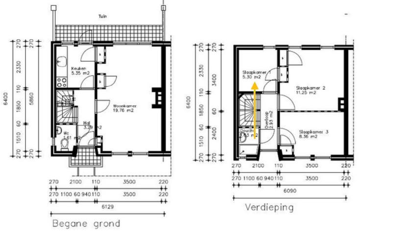 Badkamer verplaatsen Slaapkamer - Werkspot
