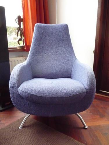 Rolf benz stoel en een brede loveseat opnieuw bekleden for Stof om stoel te bekleden