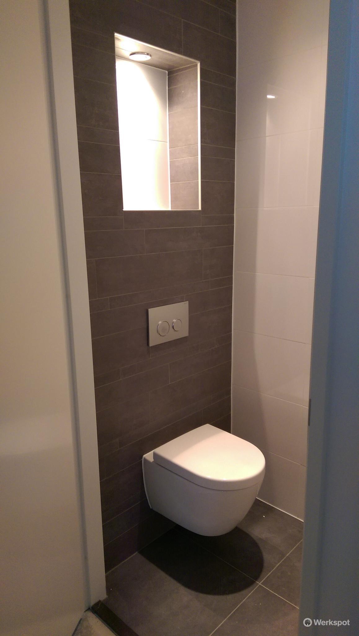 Casco badkamer: sanitair plaatsen + betegelen - Werkspot