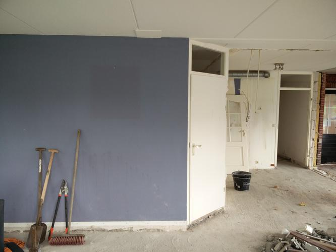 verplaatsen deur in woonkamer - werkspot, Deco ideeën