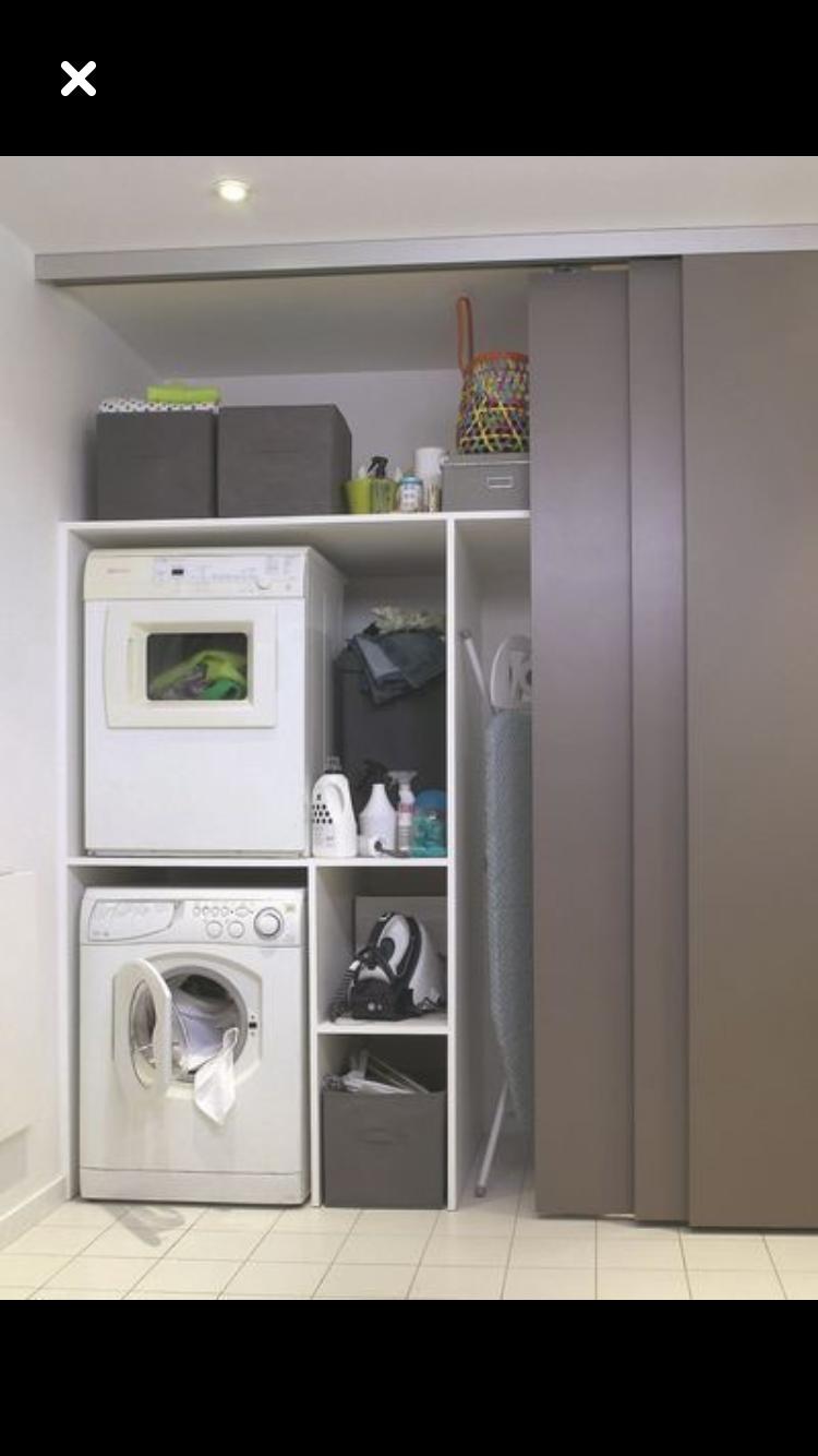 Wasmachinedroger Kast Werkspot