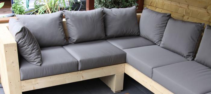 kussens voor loungeset werkspot