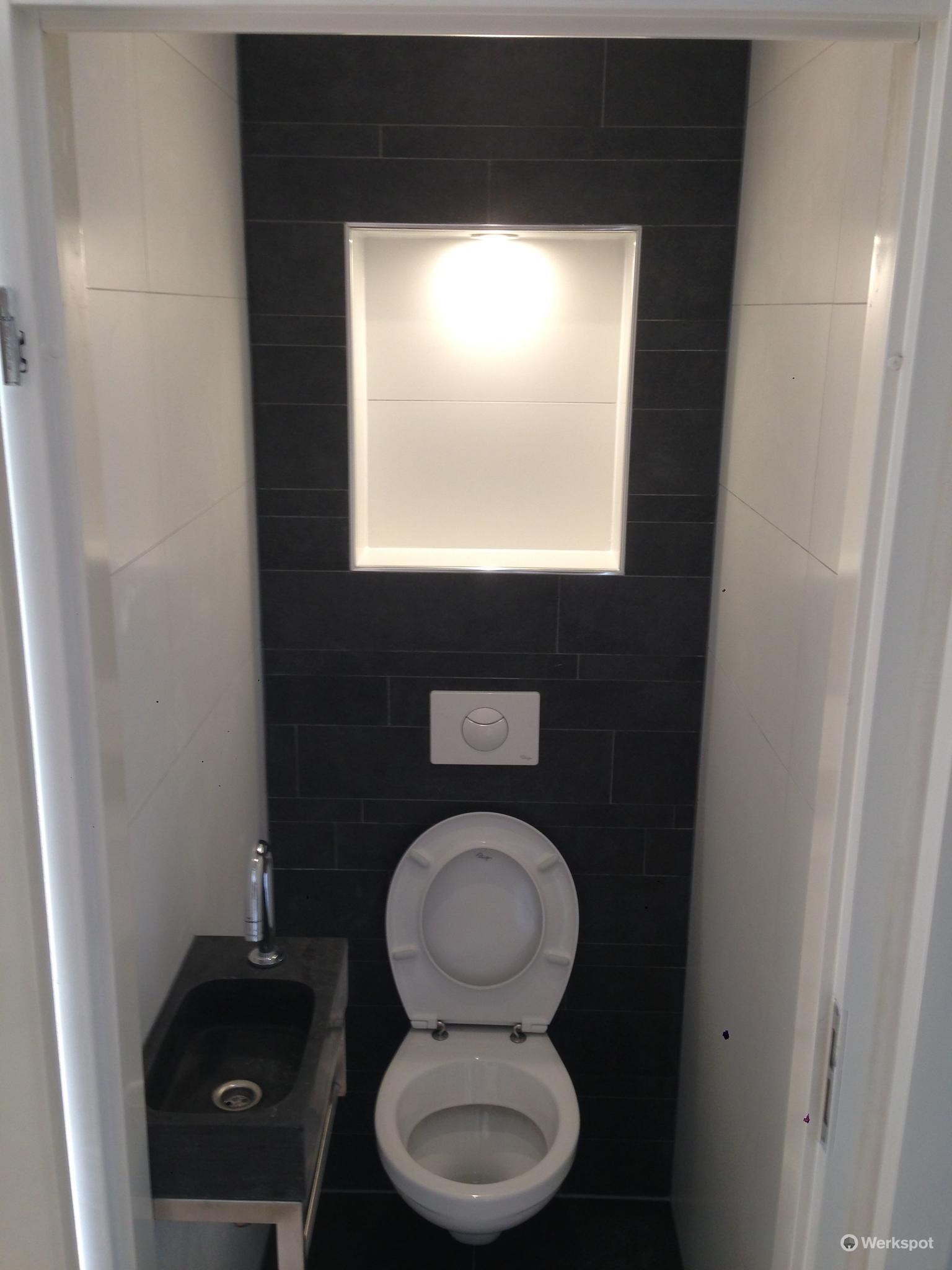 toilet renoveren werkspot