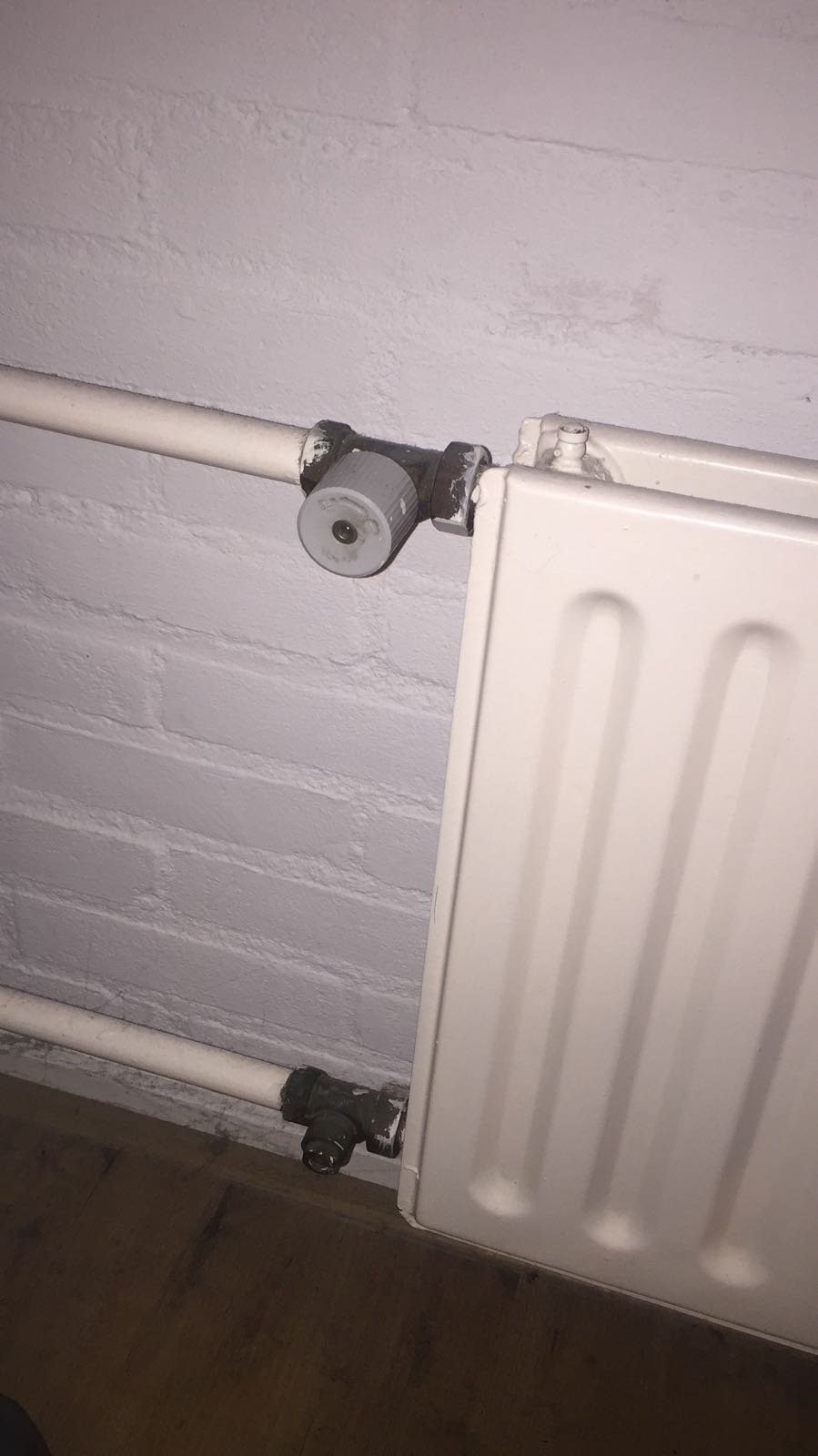 radiator kraan vervangen blokverwarming werkspot