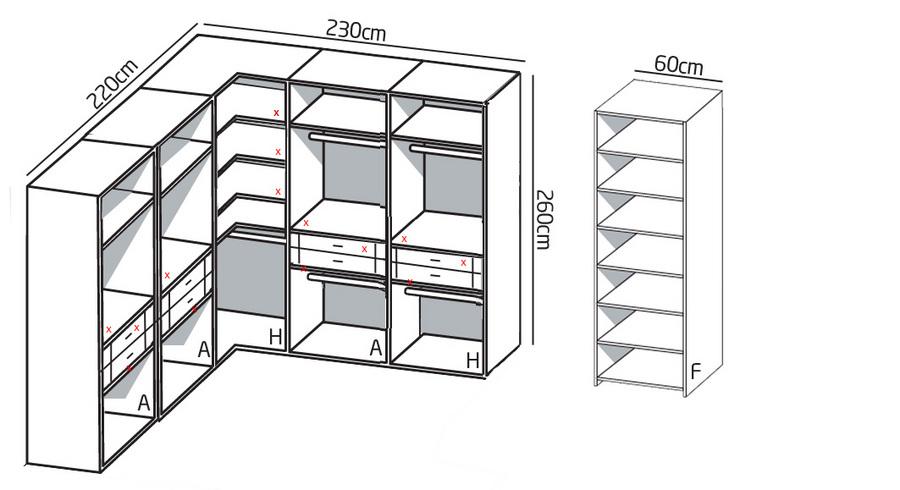 Hoekkast maken werkspot for Maak een kledingkast