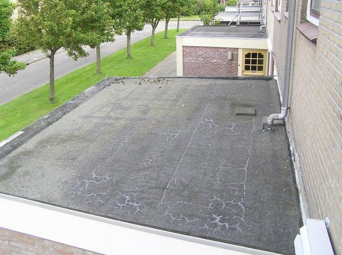 Dakbedekking Schuur Vervangen : Bitumen dakbedekking schuur vervangen werkspot