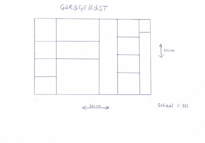 Maken Van Een Kast In De Garage Werkspot