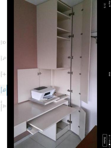BANZ BORD computermeubel inkorte en plaatsen - Werkspot