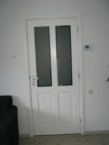 Muur tussen woonkamer en keuken weghalen en dichtmaken van deur ...