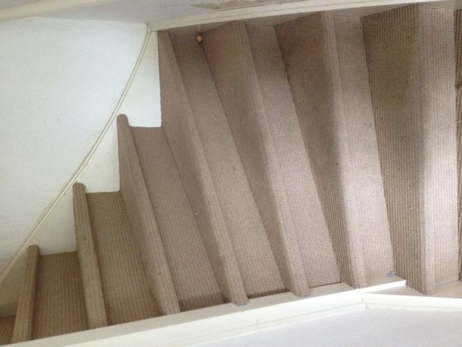 Vloerbedekking trap verwijderen werkspot