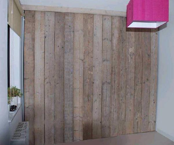 Sloophout steigerhout schuifdeuren werkspot for Steigerhout praxis