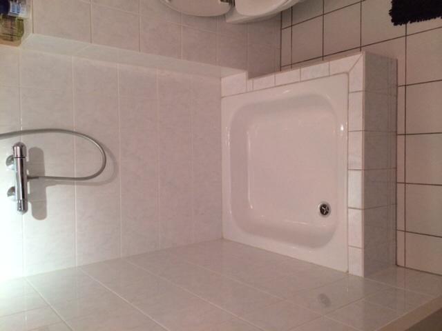 Oude tegels verwijderen badkamer: eigen huis tuin oktober badkamer