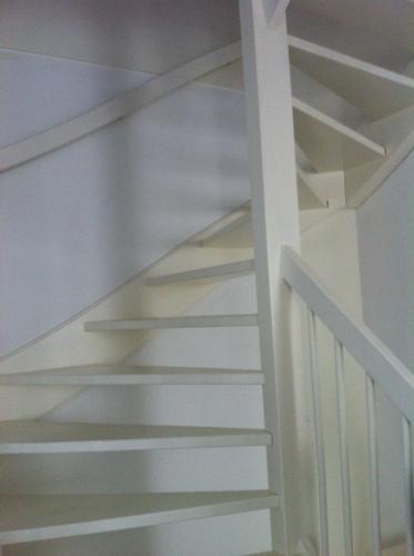 Beroemd Dichte en open trap bekleden met Flexx floors - Werkspot WS71