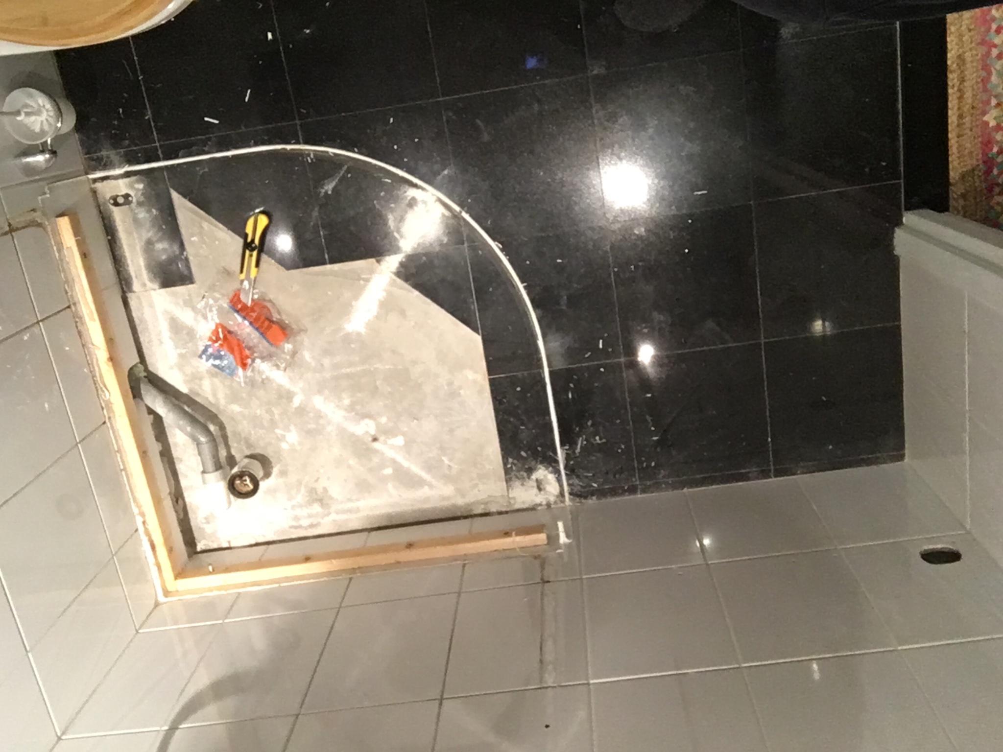 Badkamer ligbad aansluiten werkspot