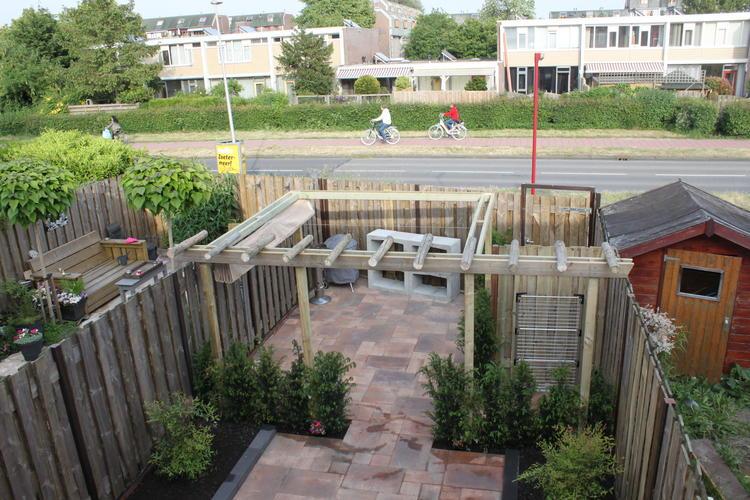 Zelf Tuin Aanleggen : Tuin aanleggen volgens eigen ontwerp werkspot