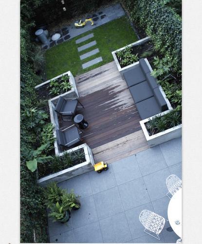Tuinaanleg tuin 12x9 meter werkspot for Tuinontwerp 50m2