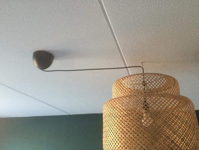 4x hanglamp: plafondpunt verplaatsen + lamp ophangen - werkspot, Deco ideeën