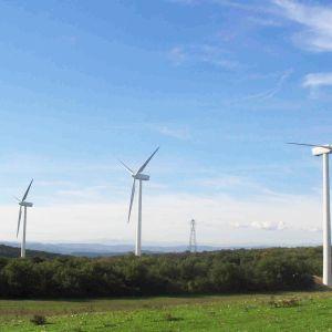 Parc éolien de Roussas (Auvergne-Rhône-Alpes)