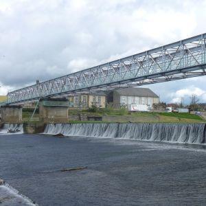Centrale de Decize (Bourgogne-Franche-Comté)