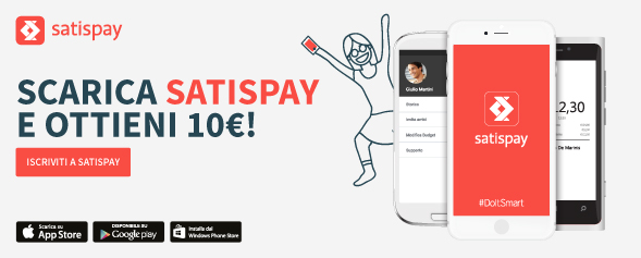 Satispay Smart Payments